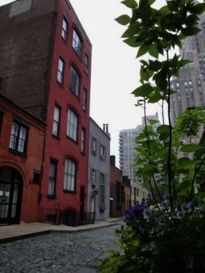 New York Insolite : Washington Mews