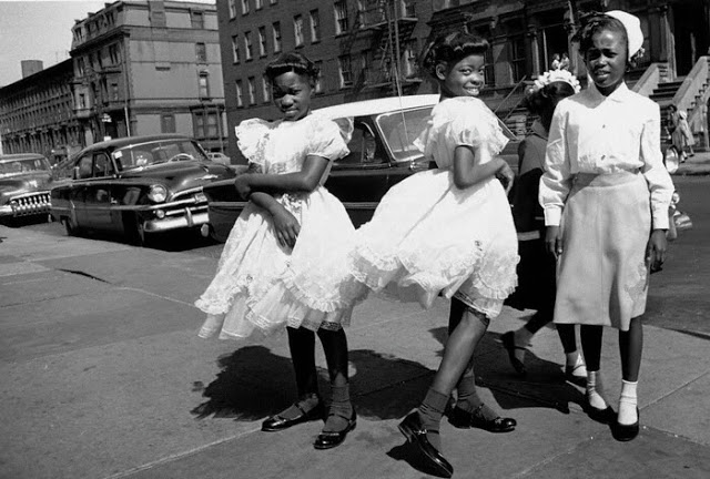 New York 1954.55 de William Klein
