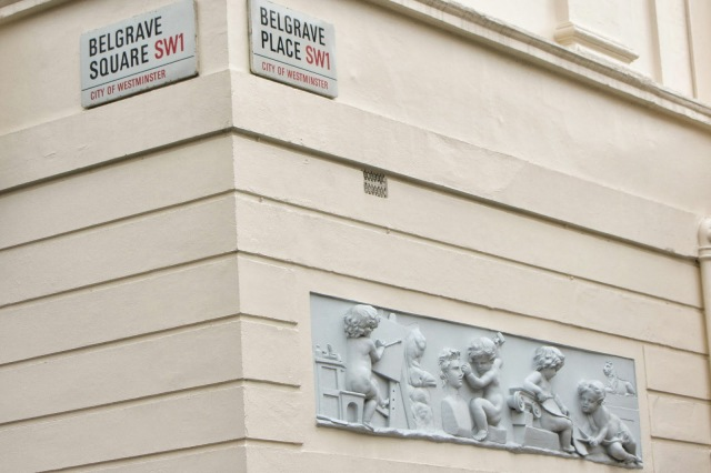 De Belgravia à Knightsbridge à Londres