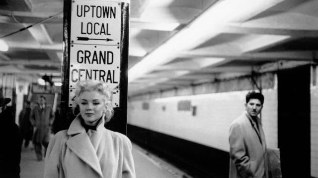 New York Insolite : La grille d'aération de Marylin Monroe
