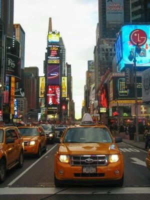Les lumiéres de New York