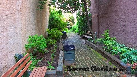 New York Insolite Septuagesimo Uno Park