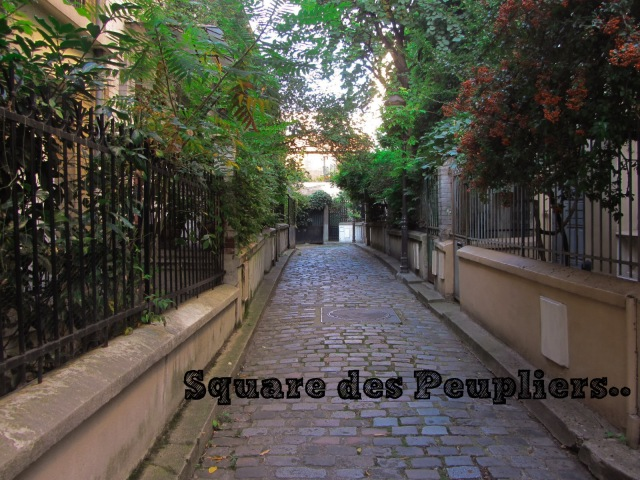 Balade dans le 13eme arrondissement à Paris