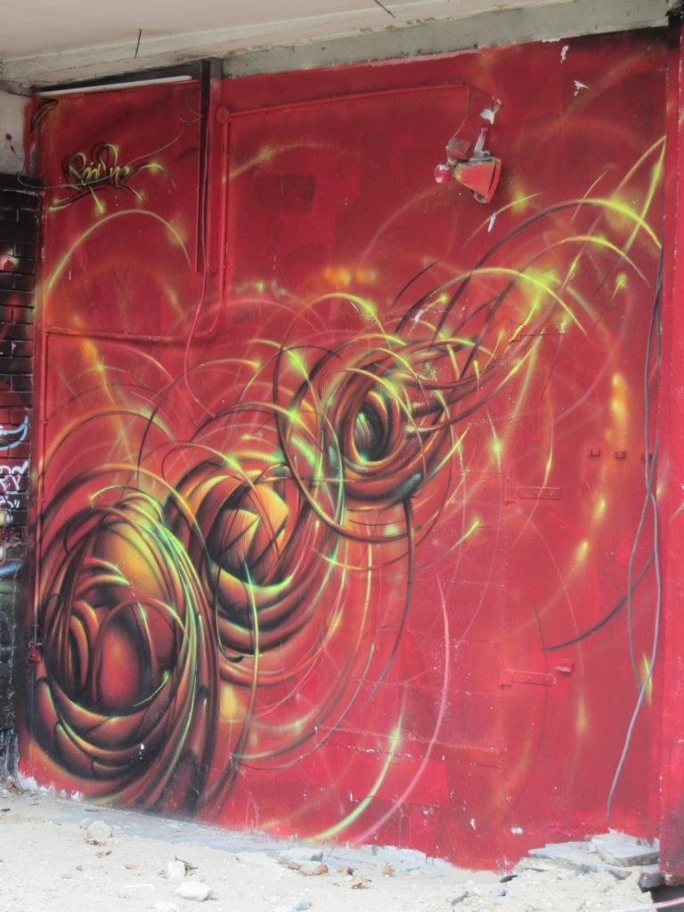 LA TOUR PARIS 13 STREET ART