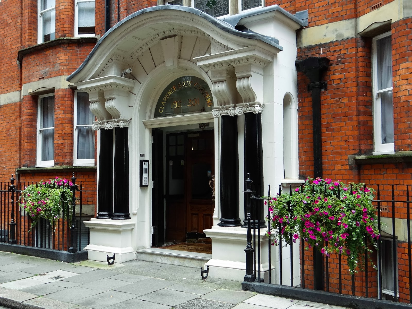 Marylebone quartier chic de londres art daily fix - Quartier chic de londres ...