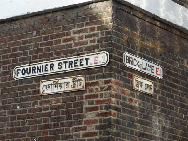 Shoreditch East End Londres