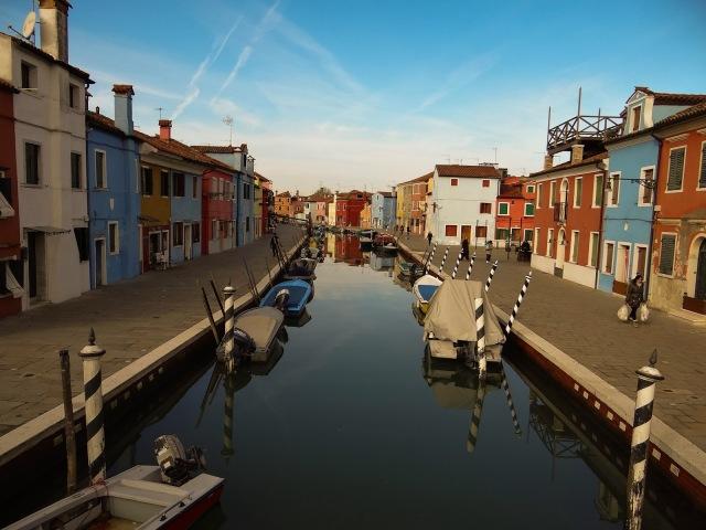 Burano Venise Venezia Venice