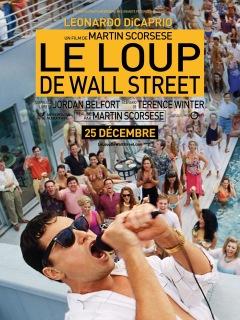 Le Loup de Wall Street Scorsese Dicaprio