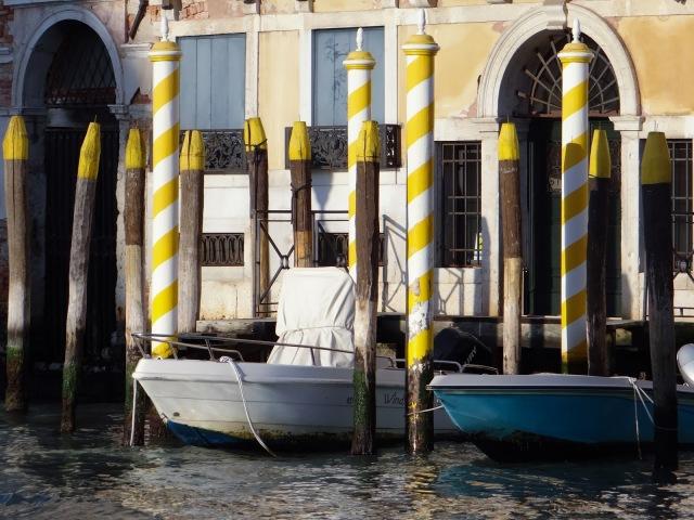 Venise Grand Canal Vaporetto
