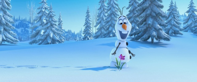 La reine des neiges studios Disney