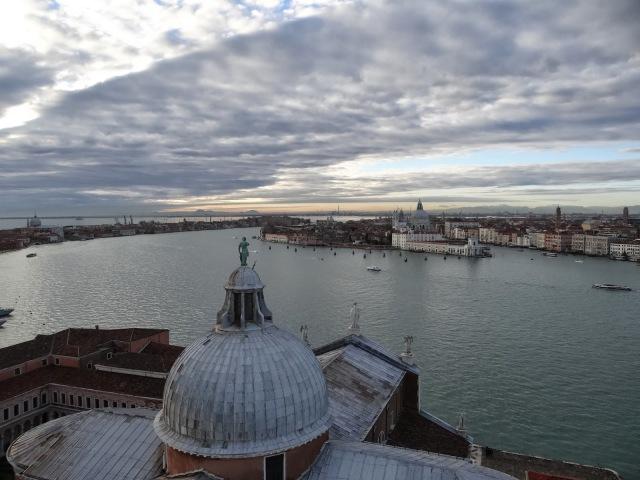 San Giorgo Venise Campanile