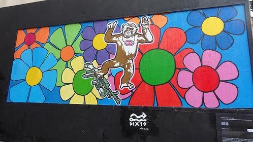 DIX 10 STREET ART