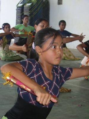 L'art des danses balinaises