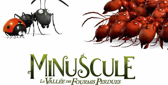 Minuscule La vallée des Fourmis Perdues