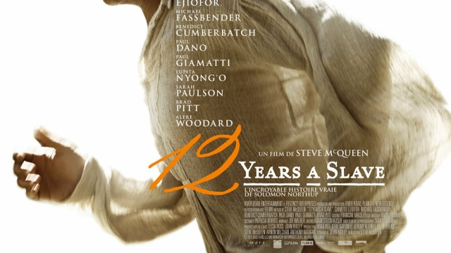 12 years a slave McQueen Fassbender