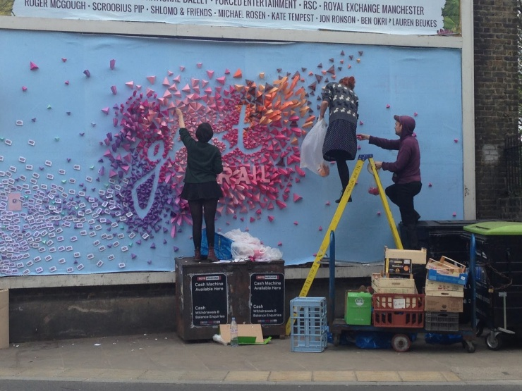 STREET ART SHOREDITCH BRICKLANE