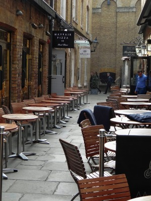 Mayfair Lancashire Mews Londres London
