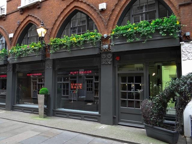 Christopher Place Londres London