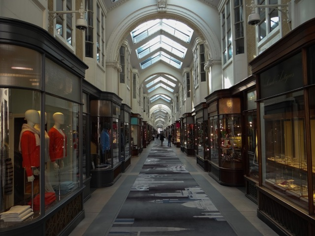 Burlington Arcade Londres London