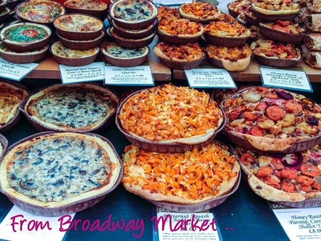 Broadway Market Londres London