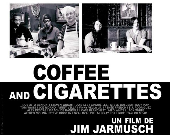 Coffee Cigarettes Jarmusch