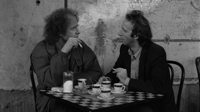 Coffee Cigarettes Benigni