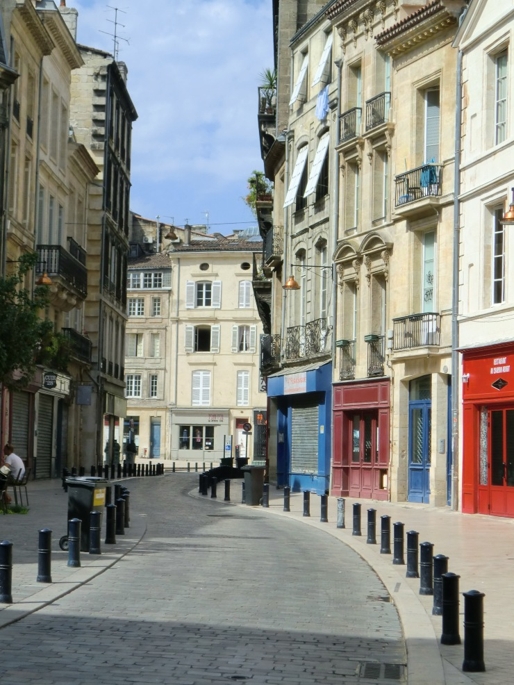 BORDEAUX QUARTIER SAINT
