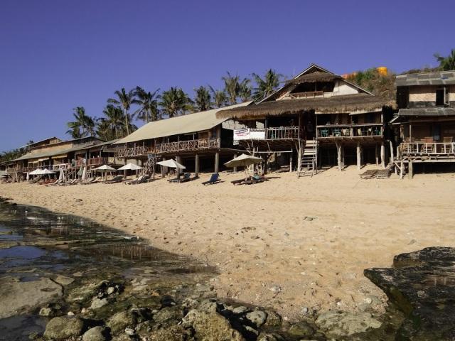 De la Joya Biu Biu à Balangan Beach