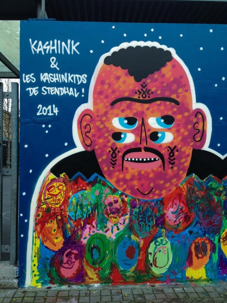 Kashink MUR Bordeaux