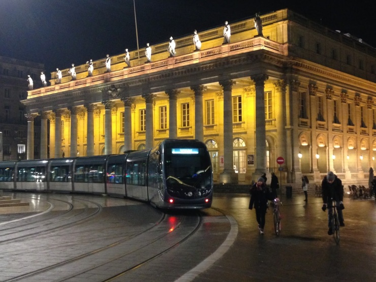 Bordeaux Night Nuit