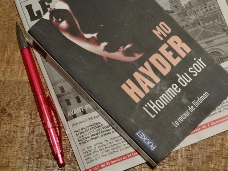 L'homme du soir Mo Hayder