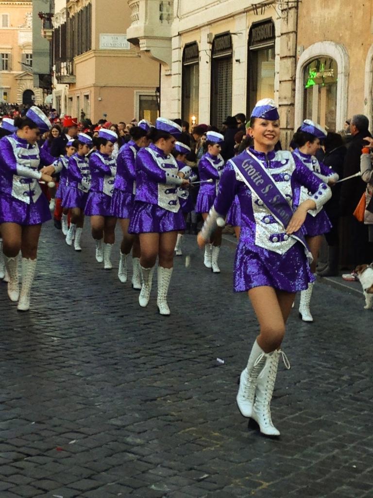 Nouvel An Rome