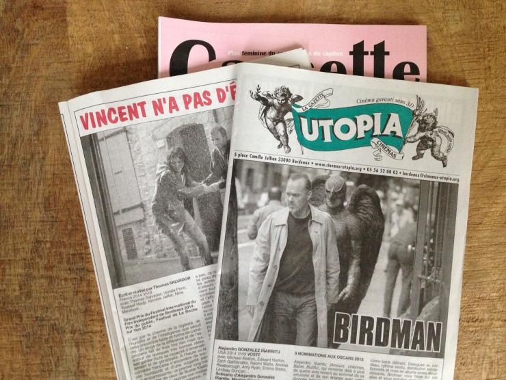 Vincent n'a pas d'écailles Birdman