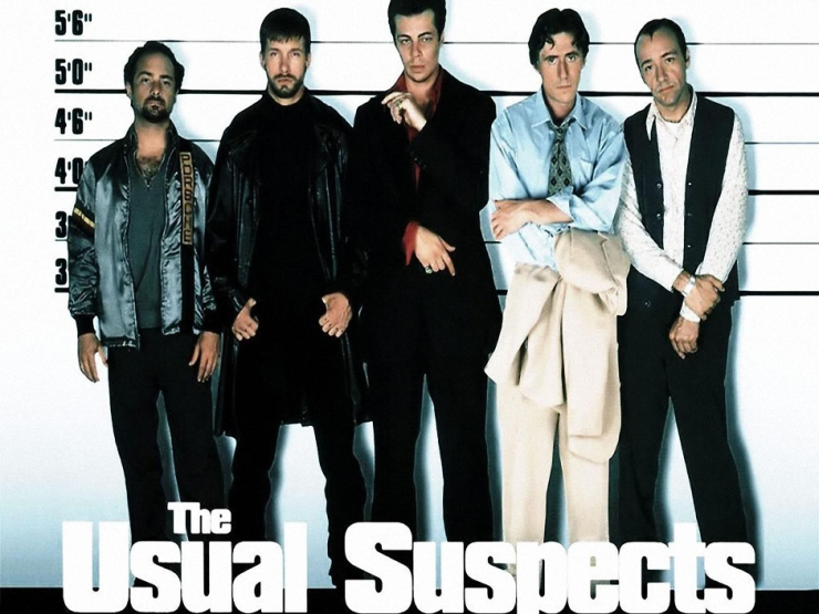 the usual suspects redi