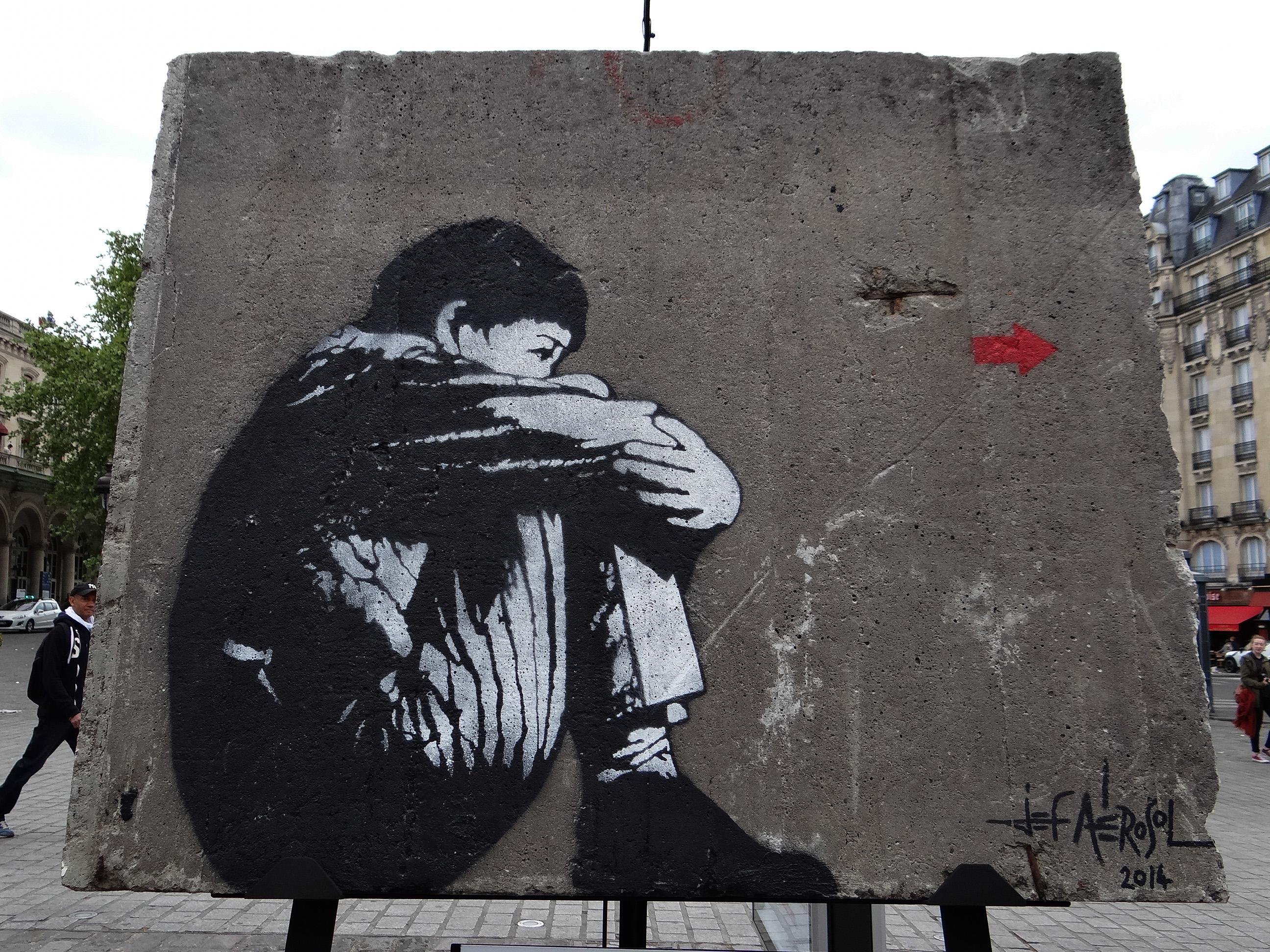Préférence Art et Liberté, du Mur de Berlin au Street Art – Art & Daily Fix ZJ84