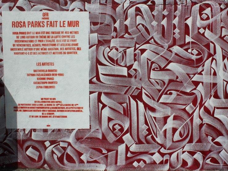 Rosa Park Mur Paris (4)