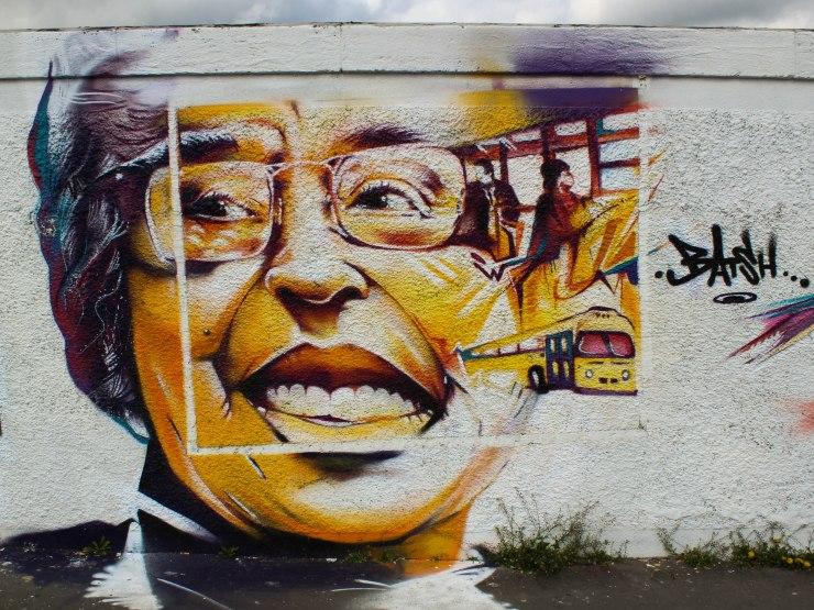 Rosa Park Mur Paris (7)